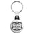 Brother of the Bride - Classic Marriage Key Ring