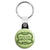Brother of the Groom - Classic Marriage Key Ring