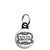 Brother of the Groom - Classic Marriage Mini Keyring