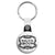 Family of the Groom - Classic Marriage Key Ring