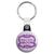 Father of the Groom - Classic Marriage Key Ring
