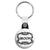 Groom - Classic Marriage Key Ring