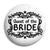Guest of the Bride - Classic Marriage Button Badge