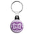 Maid of Honour - Classic Marriage Key Ring
