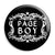 Page Boy - Classic Marriage Button Badge