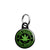 Eco Friendly 100% Natural Cannabis - Mini Keyring