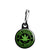 Eco Friendly 100% Natural Cannabis - Zipper Puller