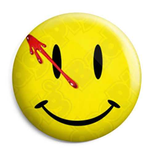 Watchmen DC Comic Smiley - Button Badge