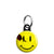 The Comedian Watchmen Blood Smiley - Mini Keyring