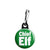 Chief Elf - Christmas Xmas Santa's Grotto Worker Zipper Puller
