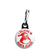 I Believe in Santa Claus - Father Christmas Zipper Puller