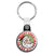 Merry Christmas To You All - Santa Claus Key Ring