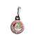 Merry Christmas To You All - Santa Claus Zipper Puller