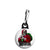 Misfits Horror Punk Badge - Xmas Santa Claus Zipper Puller