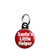 Santa's Little Helper - Xmas Father Christmas Mini Keyring