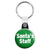 Santa's Staff - Christmas Xmas Grotto Worker Key Ring