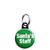 Santa's Staff - Christmas Xmas Grotto Worker Mini Keyring