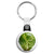 Brussel Sprout - Christmas Dinner Xmas Key Ring