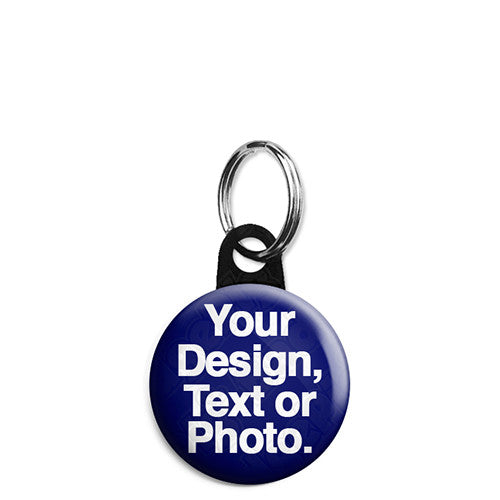 Custom Mini Keyring Printing with your own Design or Logo