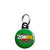Zombie Eat Flesh - Subway Horror Waking Dead Mini Keyring