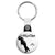 The Selecter - Too Much Pressure 2 Tone Ska Key Ring