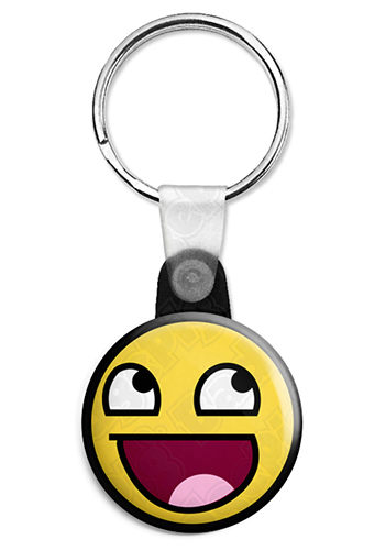 Key Ring Option