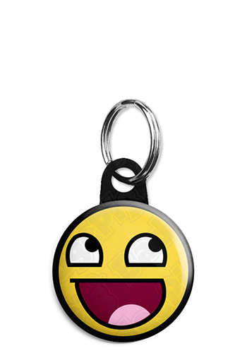 Mini Keyring Option