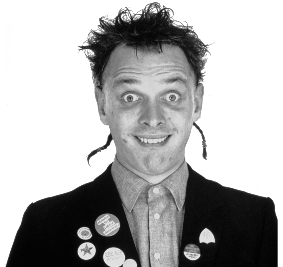 Rik Mayall - The People's Poet
