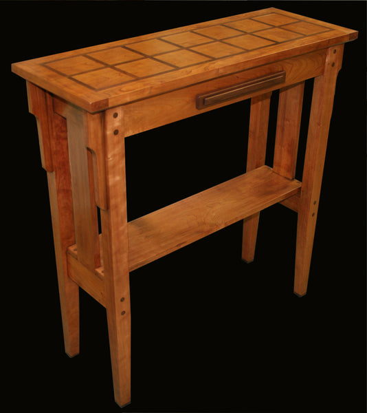 Solid Cherry Side Table