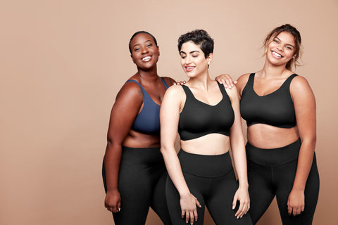 Knix Catalyst Sports Bra Extended Sizes