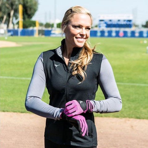 Jennie Finch Favorite Female Athlete