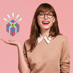 Warby Parker glasses Knix gift guide
