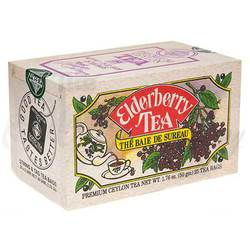 Elderberry 25 tea bags