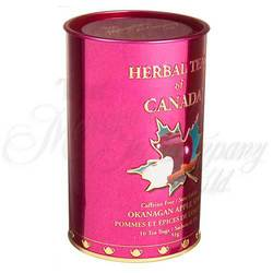 Okanagan Apple Spice - Herbal Teas of Canada