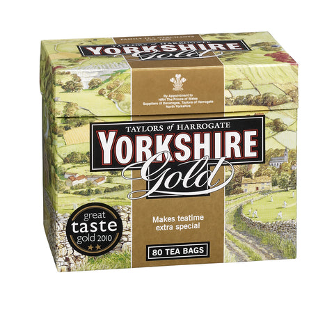 Yorkshire Gold 40's