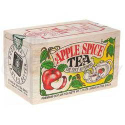 Apple Spice Wooden Box