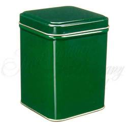 Green Square Tin 100g