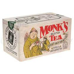 Monk's Blend Wooden Box