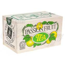 Passion Fruit Tea Wooden Box