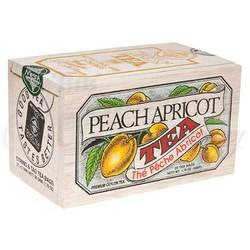 Peach Apricot Wooden Box