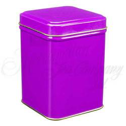 Plum Square Tin 50g