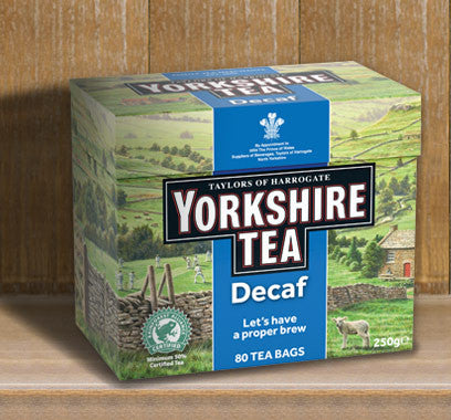 Yorkshire Decaf 80's