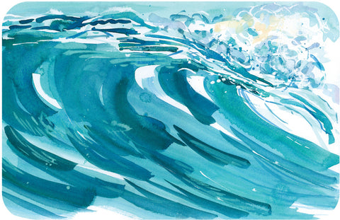Big Wave {by Liz Lind}