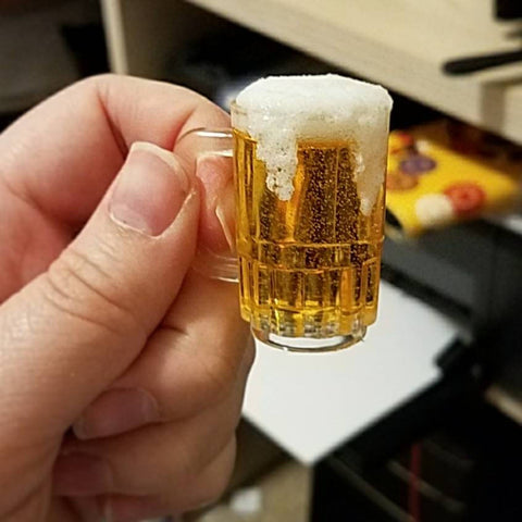 Miniature Beer for 1:4 scale