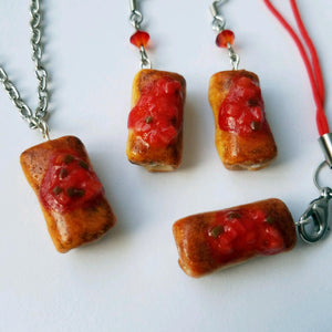 Chimichanga Earrings