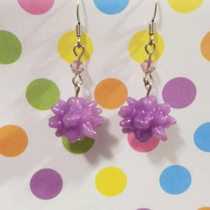 Konpeito Star Candy Earrings