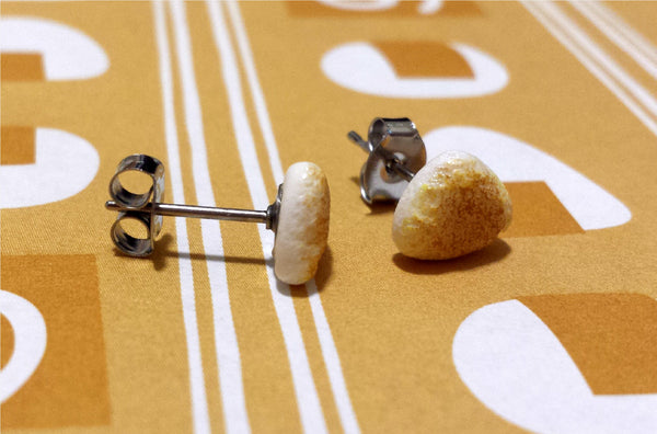 Yaki Onigiri Rice Ball - Miniature Food Jewelry