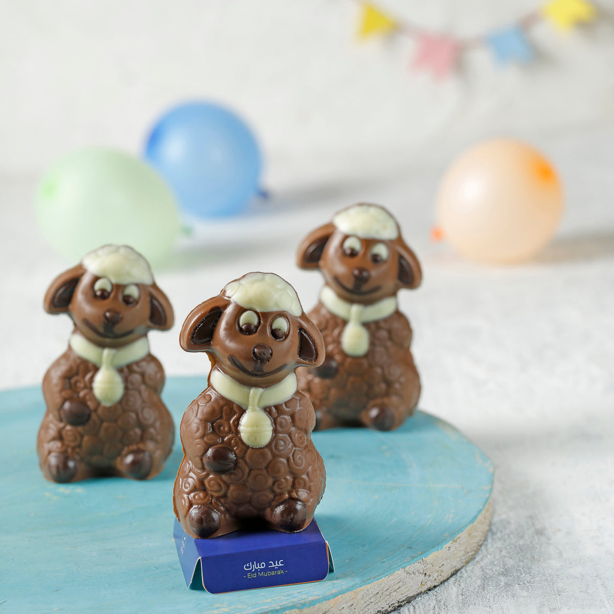 Eid Al-Adha Chocolate Sheep