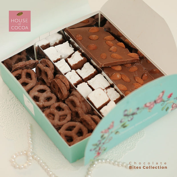 Chocolate Bites Collection Box