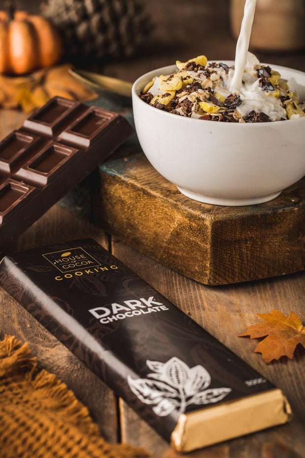 Dark Cooking Chocolate Bar